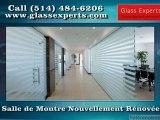 Verre à Montréal QC - Glass Experts