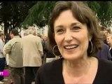 Célébration du 30ème anniversaire de la victoire de François Mitterrand en 1981 à La Roche-sur-Yon - 10 mai 2011 - TV Vendée, Canal 15