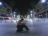 "breakdance Canet en roussillon ""by night"""