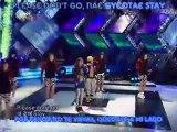 2NE1 - CL & MINZY - Please Don't Go Live Sub Español  + Karaoke