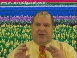 RussellGrant.com Video Horoscope Pisces May Friday 13th
