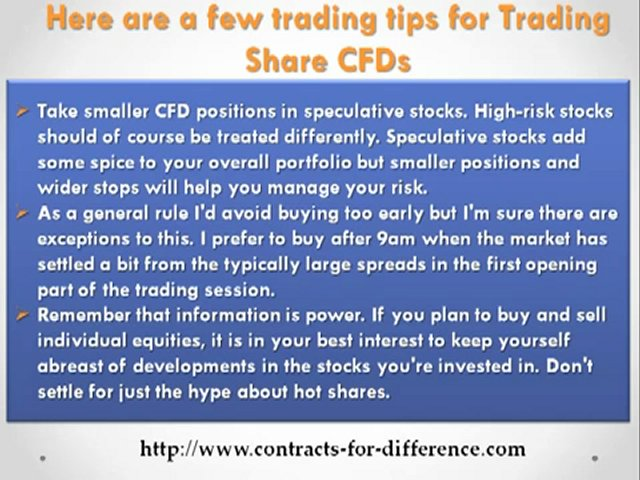 How Share CFDs Work: Trading Tips and Strategies