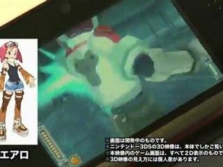 Prototype Version Gameplay de Mega Man Legends 3