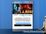 Install L.A. Noire Crack Free on Xbox 360 / PC / PS3