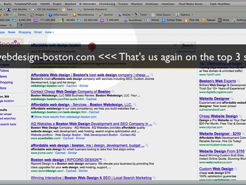 Boston Massachusetts Search Engine Optimization See Before Hiring Seo Service Video Dailymotion