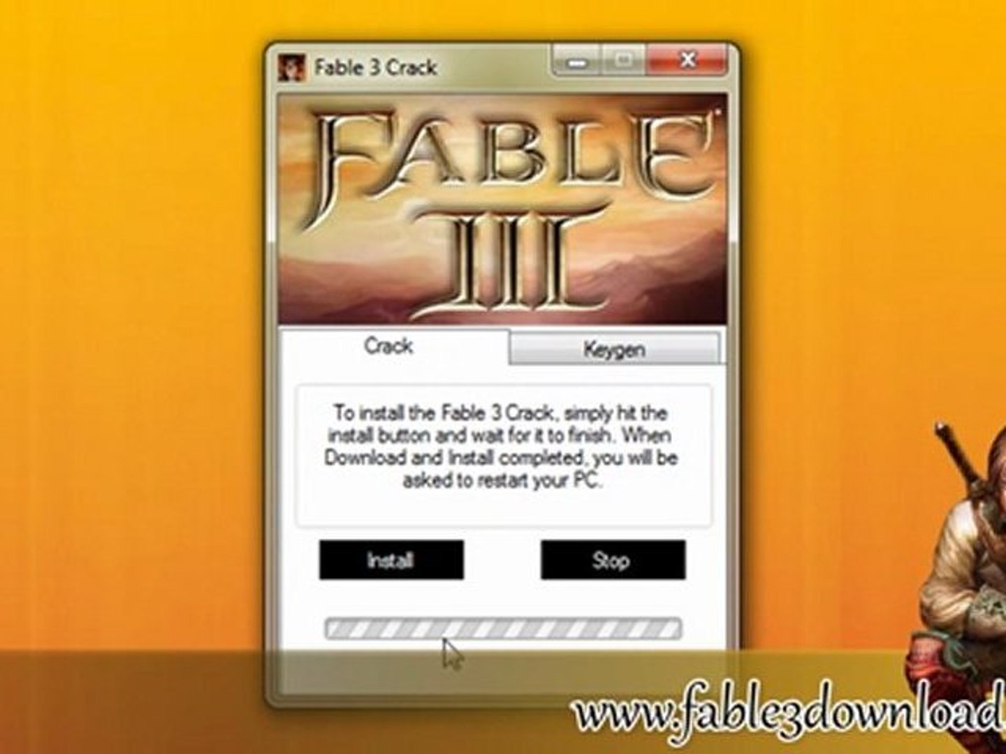 Fable 3 PC Crack Free Download Tutorial