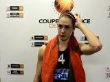 Basket Landes - Bourges Finale Coupe de France cadettes 2011