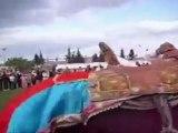 Jeux de chevaux à Béja. Tunisie
