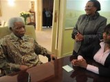 Afrique du Sud: Mandela a voté chez lui pour les municipales