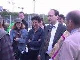 Le parpaing d'or attribué au maire de Boulogne-Billancourt