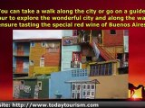 Buenos Aires Travel and Tourist Attractions