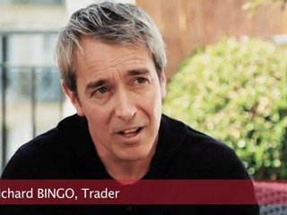 Richard Bingo - Ahead of the curve