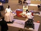 Demi-Finale épée hommes Tournoi de Villemomble 2011 : CITERNE / BETTI