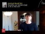 Festival Musik'Art 2011 / Vincent de la Cie Now Where Theater