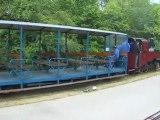Cfc Chanteraines Portes ouvertes mai 2011  (3) Départ du premier train