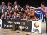 Finale Coupe de France de basket 2011