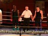 Savate boxe française finales championnat de France élite B 2011 (2ème partie)