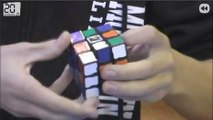 6 secondes pour faire un Rubik's Cube