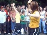 alison et louise danse sur sean paul!!!