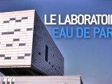 Le film du laboratoire d'Eau de Paris