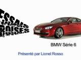 Essais Croisés BMW Serie 6, voiture de joueur de foot aseptisée ou valeur sûre ?
