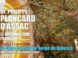 Philippe Ploncard d'Assac: Le Nationalisme Français 3 (3/3) - Radio Courtoisie