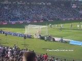 Bordeaux-PSG 2011, but de Cheikh Diabaté depuis les tribunes