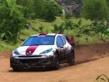 Sega Rally Online Arcade - Trailer de lancement