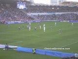 Bordeaux-PSG 2011, les 5 dernières minutes depuis les tribunes.