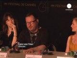 Lars von Trier escandaliza en Cannes