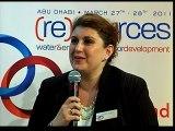 Carol CHOUCHANI CHERFANE, Directrice de la section Eau, Division du Développement durable et Productivité, UNESCWA