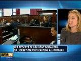 Des garanties pour la libération de DSK