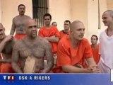 DSK dans l_enfer de Rikers Island - 1er jour... - Détournement MOZINOR