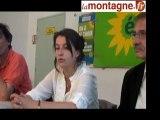 Cécile Duflot à propos de l'affaire DSK