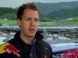 Formula 1 2011 - Red Bull Racing - Interview at the Red Bull Ring- Sebastian Vettel_de