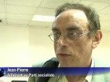 Les militants socialistes aux urnes pour leur projet 2012