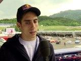Formula 1 2011 - Scuderia Toro Rosso - Interview at Red Bull Ring - Sebastien Buemi