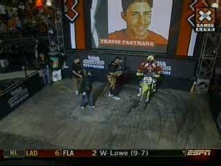Travis Pastrana double backflip