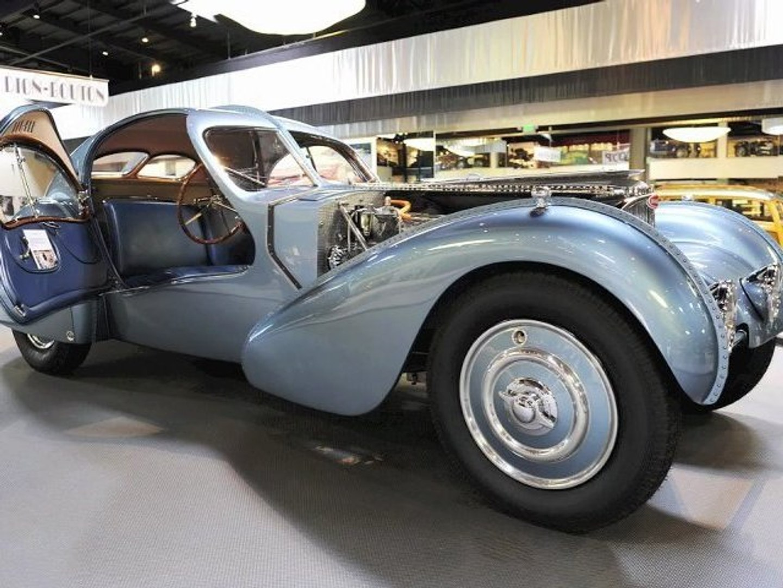 The Bugatti Veyron's Grandfather,The Atlantic SC