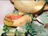 Fabriquer une carte 3D elfe - Tuto loisirs créatifs Creavea