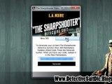 Get Free L.A. Noire The Sharpshooter Detective Suit DLC Codes Free