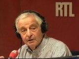 Le journaliste Ivan Levaï, premier mari d'Anne Sinclair, était l'invité de RTL Soir