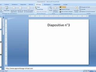 Prise en main de Microsoft Powerpoint