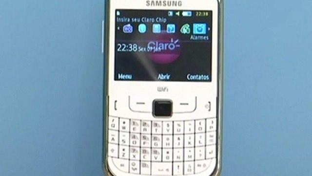 Ch@t 335 é celular barato com Wi-Fi