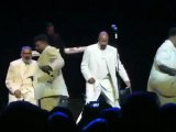 The Whispers - And the Beat goes On Live INDIGO2 14-05-11
