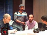 [PCN-TV] Conference HANDS OFF LIBYA  Interview of Luc MICHEL by the Libyan Daily ALZZAHF ALAKHDER
