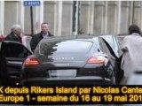 DSK depuis Rikers Island par Nicolas Canteloup