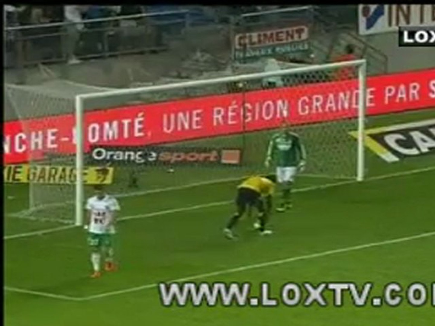 Sochaux 2-1 Saint-Etienne     21-05-2011  ligue1 france football