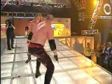 Goldberg vs Triple H vs Kane (WWE Armageddon 2003) - Part 2/2