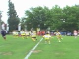 PLAISANCE XIII - SUPER XIII 2011 - Narbonne 14/05/11 - 1er match XIII Catalan